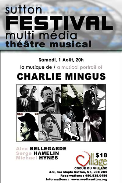 Hommage to Mingus - multimedia